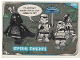 Gear No: sw2en125  Name: Star Wars Trading Card Game (English) Series 2 - #125 Imperial Marching Card