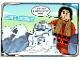 Gear No: sw2en126  Name: Star Wars Trading Card Game (English) Series 2 - #126 Ezra's Snowbot Card