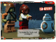 Gear No: sw2en156  Name: Star Wars Trading Card Game (English) Series 2 - #156 BB-Great! Card