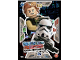 Gear No: sw2plLE13  Name: Star Wars Trading Card Game (Polish) Series 2 - LE13 Han Solo kontra Szturmowiec Karta Limitowana Card