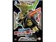 Gear No: sw2plLE14  Name: Star Wars Trading Card Game (Polish) Series 2 - LE14 Yoda kontra Imperator Palpatine Karta Limitowana Card