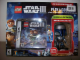 Gear No: sw3NDS2  Name: Star Wars III: The Clone Wars - Nintendo DS with Jango Fett Bobble Head