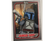 Gear No: swtc001  Name: Jango Fett Star Wars Trading Card