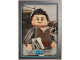 Gear No: swtc008  Name: Rey Star Wars Trading Card
