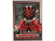 Gear No: swtc009  Name: Darth Maul Star Wars Trading Card