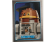 Gear No: swtc014  Name: Chopper Star Wars Trading Card
