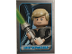 Gear No: swtc019  Name: Luke Skywalker Star Wars Trading Card