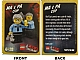 Gear No: tc14tlm04  Name: The LEGO Movie 04 - Ma & Pa Cop