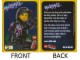 Gear No: tc14tlm05  Name: The LEGO Movie 05 - Wyldstyle