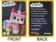 Gear No: tc14tlm16  Name: The LEGO Movie 16 - Unikitty