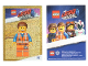 Gear No: tc19tlm02  Name: The LEGO Movie 2, Card #02 - Emmet