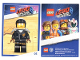 Gear No: tc19tlm05  Name: The LEGO Movie 2, Card #05 - Scribble Cop