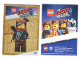 Gear No: tc19tlm10  Name: The LEGO Movie 2, Card #10 - Lucy