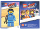 Gear No: tc19tlm14  Name: The LEGO Movie 2, Card #14 - Apocalypse Benny