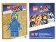 Gear No: tc19tlm15  Name: The LEGO Movie 2, Card #15 - Benny