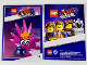 Gear No: tc19tlm18  Name: The LEGO Movie 2, Card #18 - Plantimal