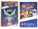 Gear No: tc19tlm19  Name: The LEGO Movie 2, Card #19 - Sweet Mayhem