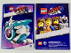 Gear No: tc19tlm20  Name: The LEGO Movie 2, Card #20 - Sweet Mayhem's Systar Starship