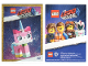 Gear No: tc19tlm22  Name: The LEGO Movie 2, Card #22 - Unikitty