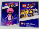 Gear No: tc19tlm23  Name: The LEGO Movie 2, Card #23 - Melody