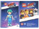 Gear No: tc19tlm24  Name: The LEGO Movie 2, Card #24 - Tempo