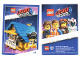 Gear No: tc19tlm27  Name: The LEGO Movie 2, Card #27 - Emmet's Rescue Rocket