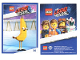 Gear No: tc19tlm30  Name: The LEGO Movie 2, Card #30 - Banarnar