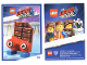 Gear No: tc19tlm33  Name: The LEGO Movie 2, Card #33 - Chocolate Bar