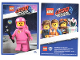 Gear No: tc19tlm34  Name: The LEGO Movie 2, Card #34 - Lenny