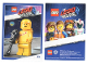 Gear No: tc19tlm35  Name: The LEGO Movie 2, Card #35 - Kenny