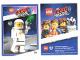 Gear No: tc19tlm36  Name: The LEGO Movie 2, Card #36 - Jenny