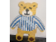 Gear No: teddybear  Name: Teddy Bear (Glued)