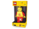 Gear No: torch1  Name: Flashlight, Minifigure Torch - Yellow Torso