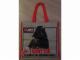 Gear No: toteSW01  Name: Tote Bag, PVC Star Wars Darth Vader Pattern