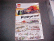 Gear No: trainposter  Name: Train Poster, Lego Train Club Promotional, Super Chief front, Train Sets back
