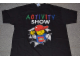 Gear No: tsactivityshow  Name: T-Shirt, Activity Show, dates and locations in Netherlands on reverse