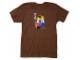 Gear No: tsbarber  Name: T-Shirt, Paul Frank Men's LEGO Barber