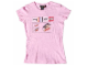 Gear No: tsjulius  Name: T-Shirt, Paul Frank Women's Build-a-Julius