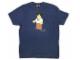 Gear No: tsminifig  Name: T-Shirt, Paul Frank Men's Julius & Friends LEGO Minifigure