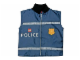 Gear No: vest1  Name: Bodywear, Vest, Children's with Police Pattern