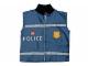 Gear No: vest1  Name: Bodywear, Vest, Children's with Police Pattern