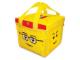 Gear No: zb03  Name: ZipBin Minifigure Head Toy, Tote & Playmat 20 x 20 x 17.5