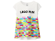 Gear No: TS78  Name: T-Shirt, UNIQLO Girls, LEGO Fun