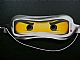 Gear No: ninjagomask  Name: Headgear, Mask, Cardboard with Rubberband, Ninjago (SERAS-TU LE 5ieme NINJA?)