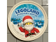 Gear No: pin141  Name: Pin, Legoland Discovery Center Santa 2 Piece Badge