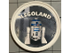 Gear No: pin185  Name: Pin, Legoland SW R2-D2 2 Piece Badge