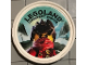 Gear No: pin193  Name: Pin, Legoland Discovery Center Ninjago Kai 2 Piece Badge
