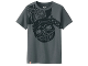 Gear No: TS82  Name: T-Shirt, UNIQLO Boys, Ninjago Black Ninja