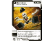 Gear No: 4617256  Name: Ninjago Masters of Spinjitzu Deck #1 Game Card 72 - Reckless - International Version