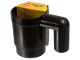 Gear No: 853637  Name: Food - Cup / Mug, Upscaled Mug, Batman - Black, The LEGO Batman Movie